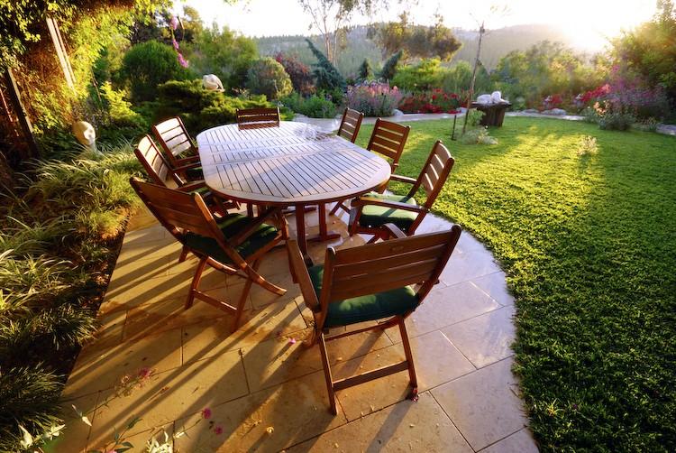 Bien choisir ses meubles de jardin renovation et decoration - Meubles de jardins ...