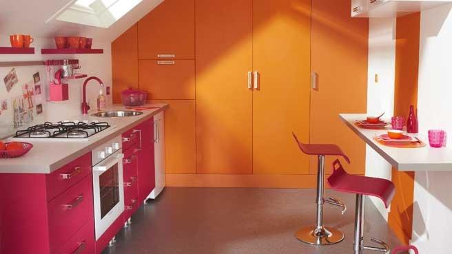 Plein d id es pour une petite cuisine fonctionnelle for Petite table pour cuisine