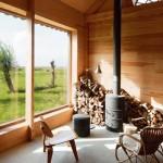 Un atelier ouvert sur la nature