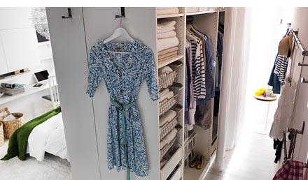 Cr er un dressing dans une petite chambre renovation et - Creer un dressing dans une chambre ...
