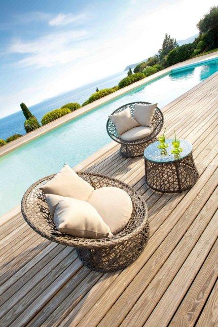 Am nager un balcon ou une terrasse petit prix for Hesperide salon de jardin