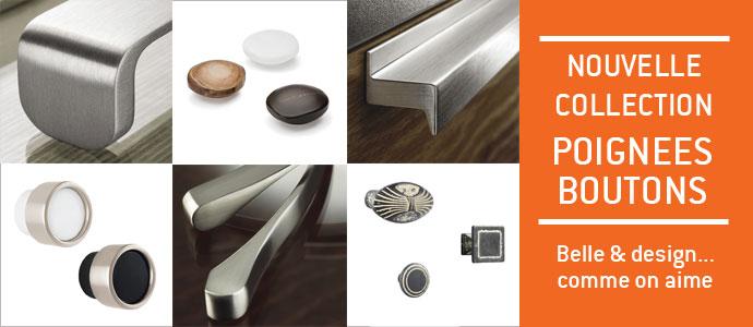 Nouvelle collection poignées et boutons de meuble ilovedetails.com