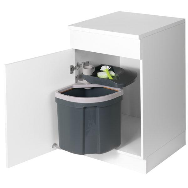 poubelle pivotante 35 L