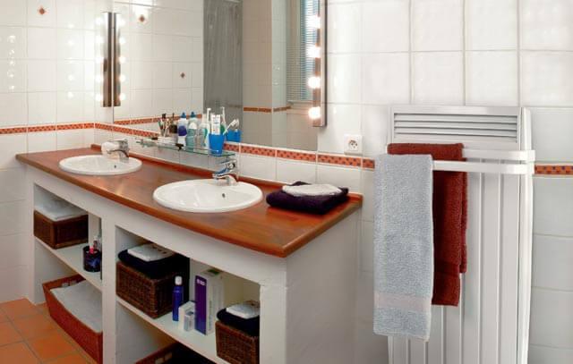 radiateur salle de bain chauffage central pourquoi choisir un radiateur sche serviette pour sa - Radiateur Chauffage Central Comafranc