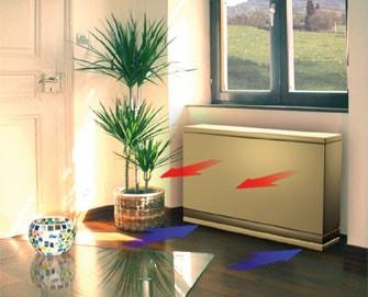 radiateur electrique accumulation