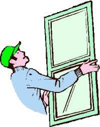 artisan vitrier au travail