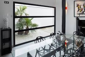 vitre salon