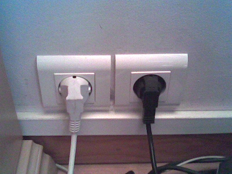 Installation électrique mixte