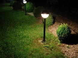 éclairage extérieure
