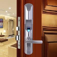 porte biométrique
