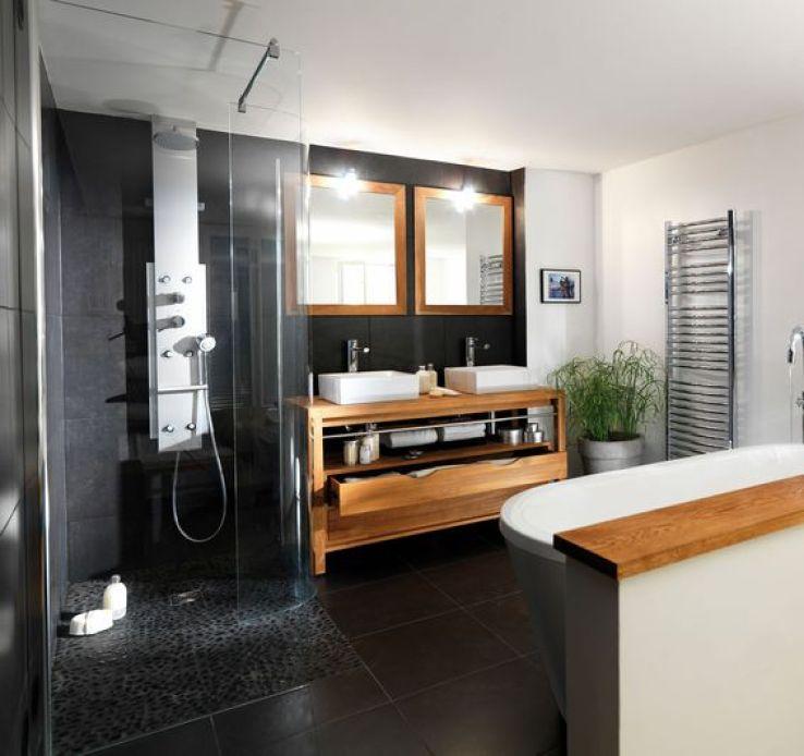 Des Salles De Bains Ultra Design Renovation Et Decoration