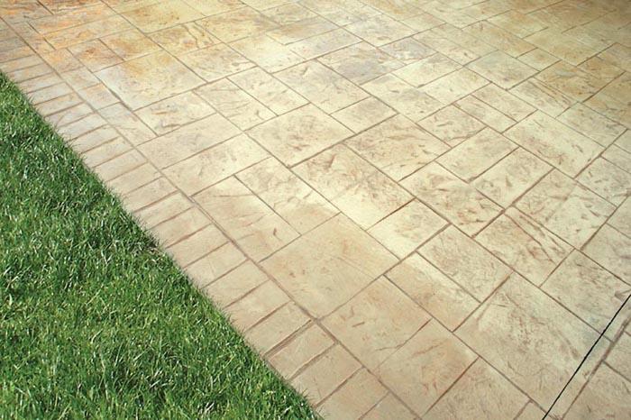 beton imprime