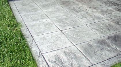 beton imprime artisan