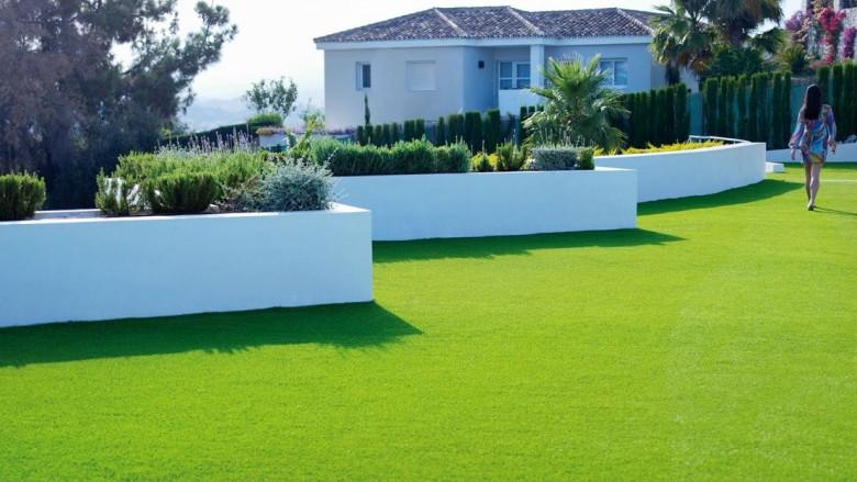 bien choisir son gazon synth tique pour jardin renovation et decoration. Black Bedroom Furniture Sets. Home Design Ideas