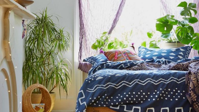 les plantes des objets de d co mettre dans la chambre coucher r novation et d coration. Black Bedroom Furniture Sets. Home Design Ideas