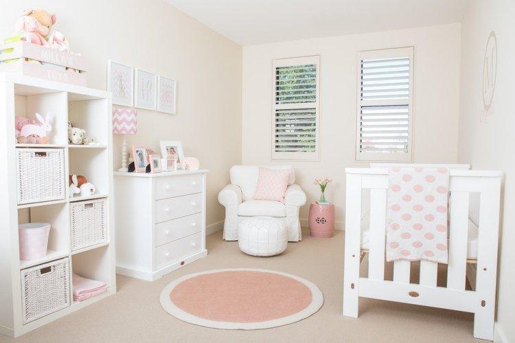 Chambre Bebe Fille Deco