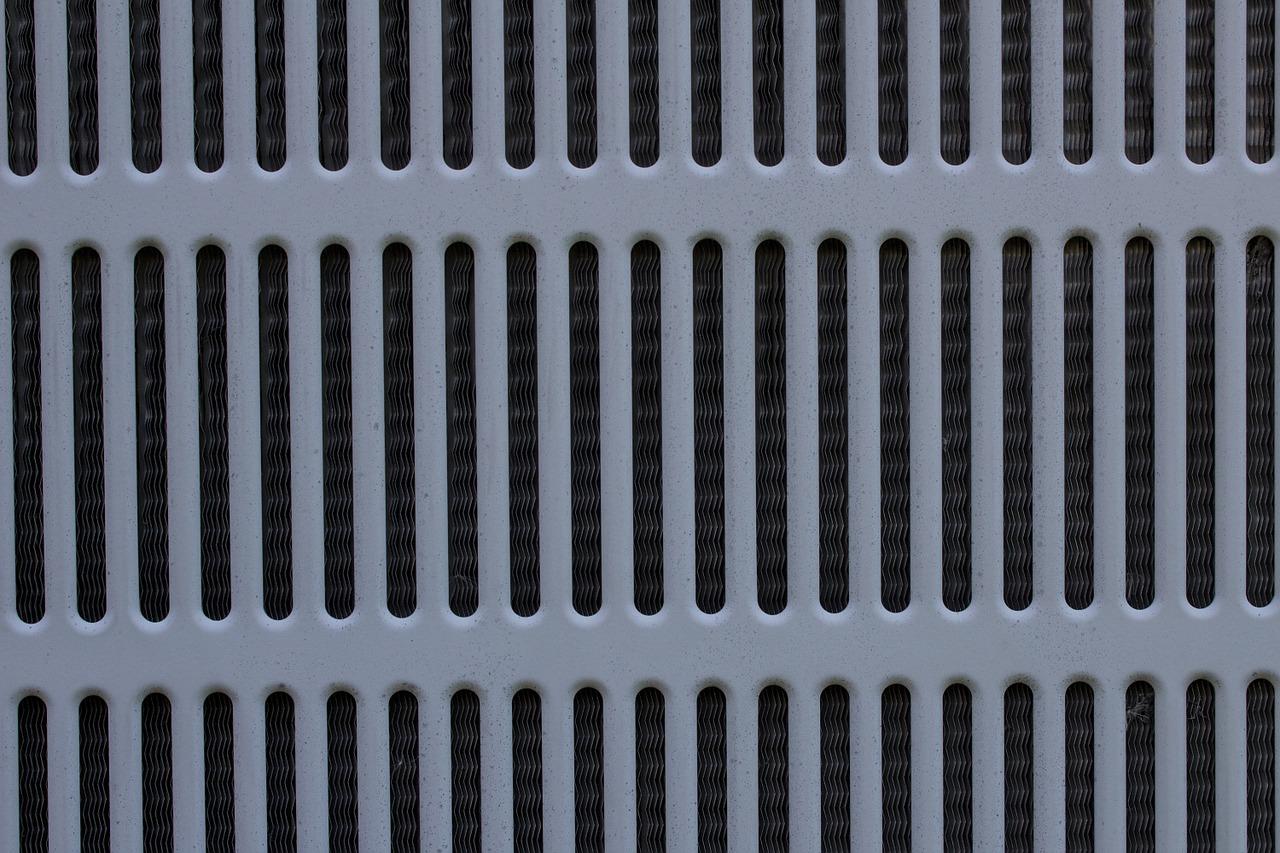 Grille de climatiseur