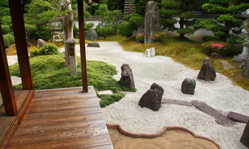 Comment transformer son jardin en un jardin japonais ? - Déco ...