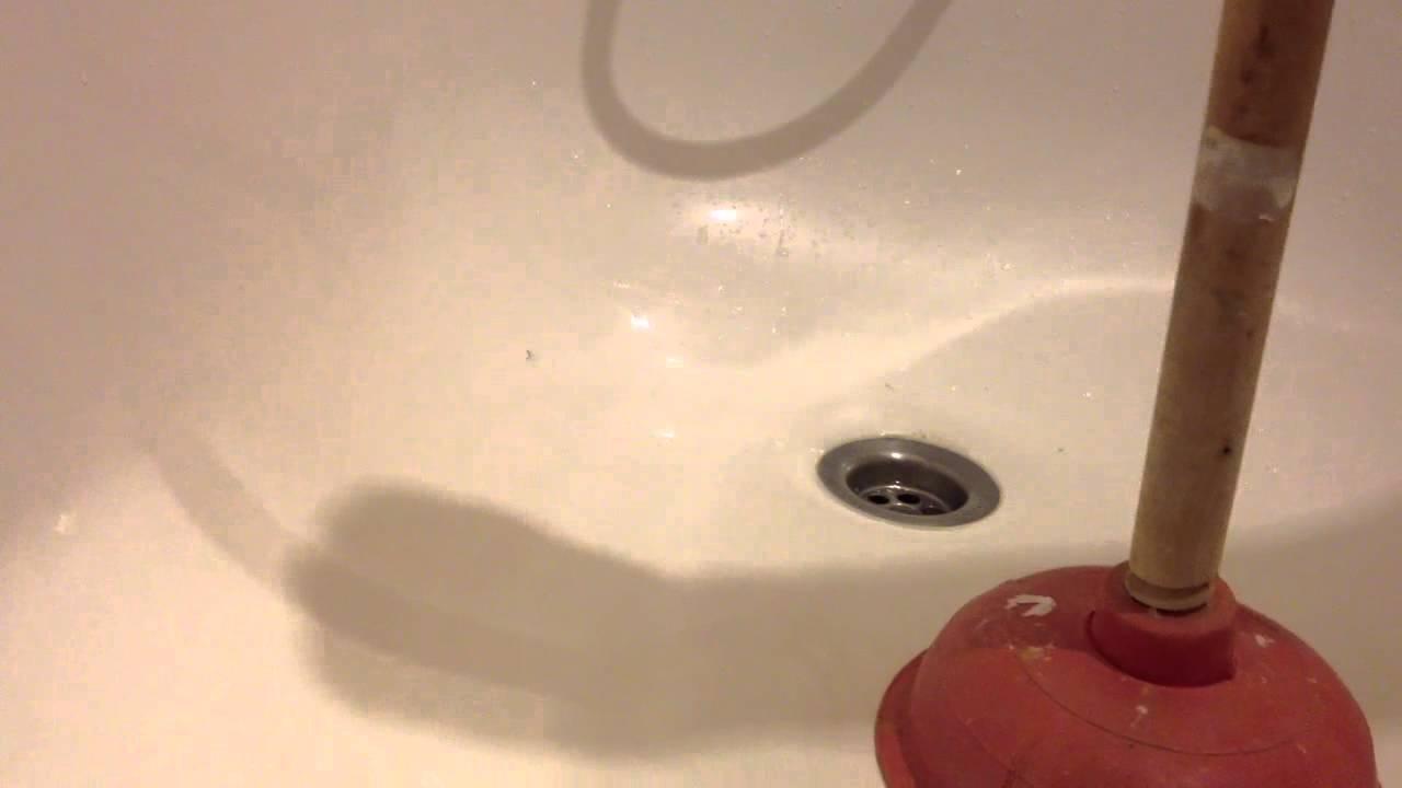 déboucher sa douche