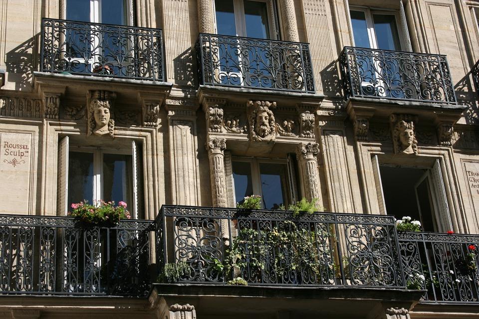Le Style Haussmannien Art Déco à Paris