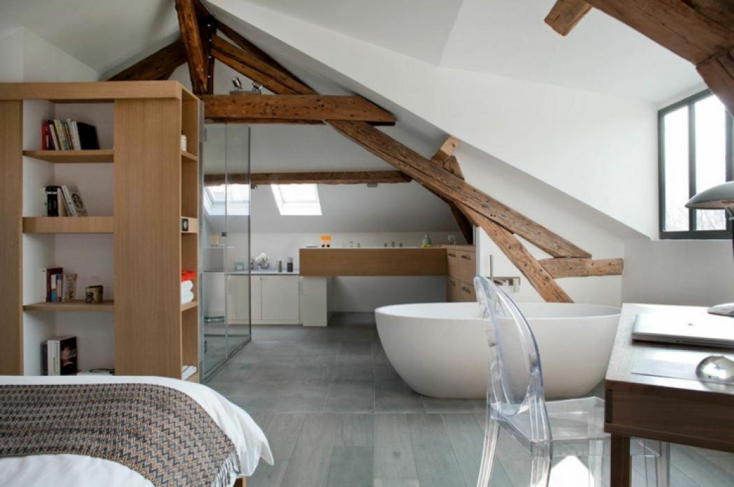 Idées de rénovation d\'une maison ancienne - Rénovation et Décoration