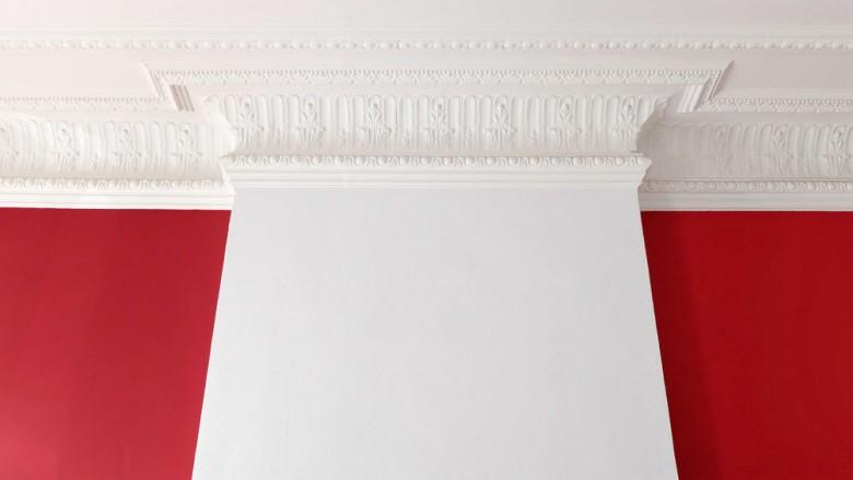 faut il peindre les moulures de la m me couleur que les murs r novation et d coration. Black Bedroom Furniture Sets. Home Design Ideas