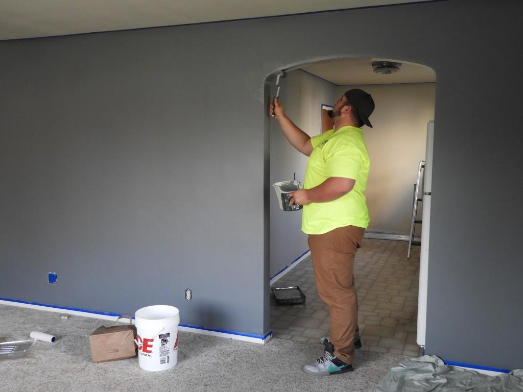peintre en rénovation intérieure