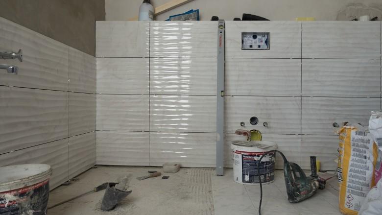 rénovation intérieure de salle-de-bain