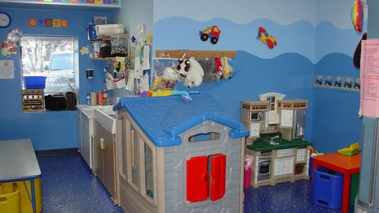 Optimiser l'espace de votre coin enfants