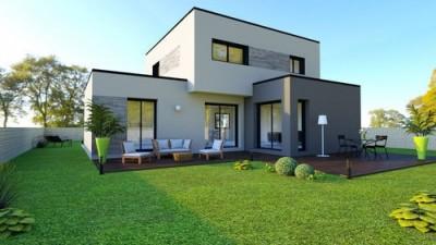 Couleur Façade Maison Moderne maison m paris contemporain facade ~ architecture une superbe