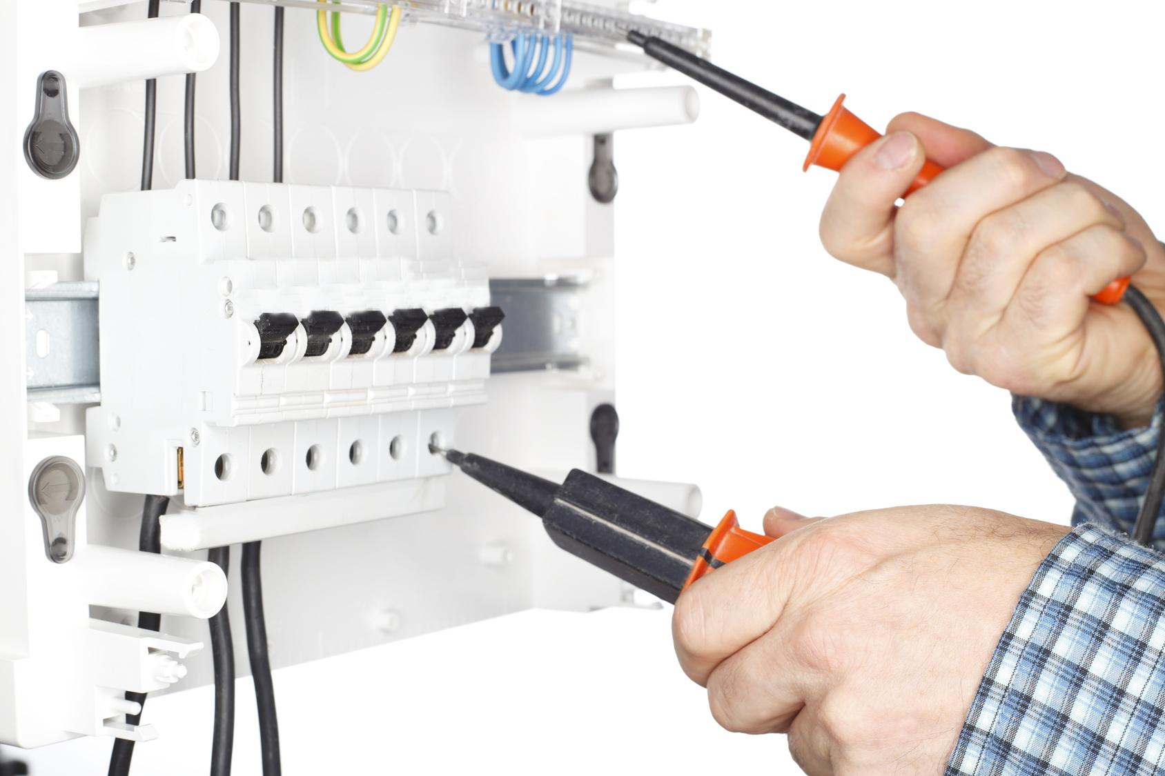installation éléctrique