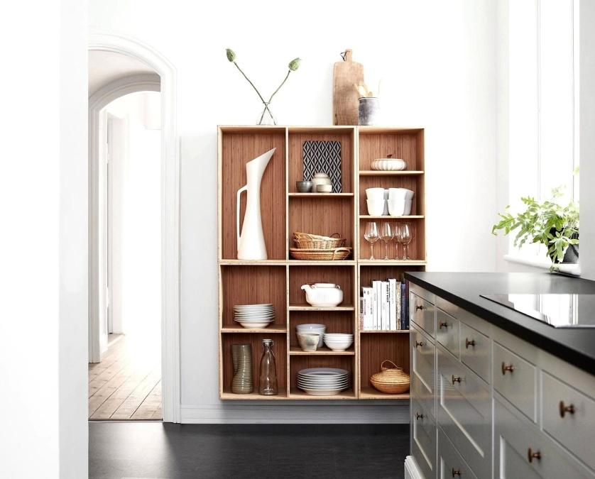 mobilier en métal cuisine
