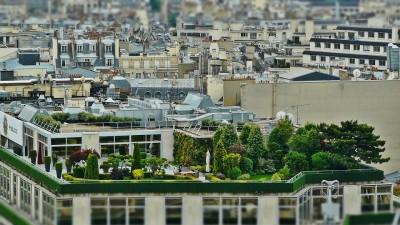 décorer un appartement avec toit-terrasse