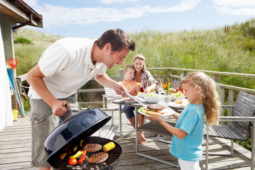 cuire du maïs au barbecue