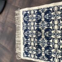 Tapis en laine marocain
