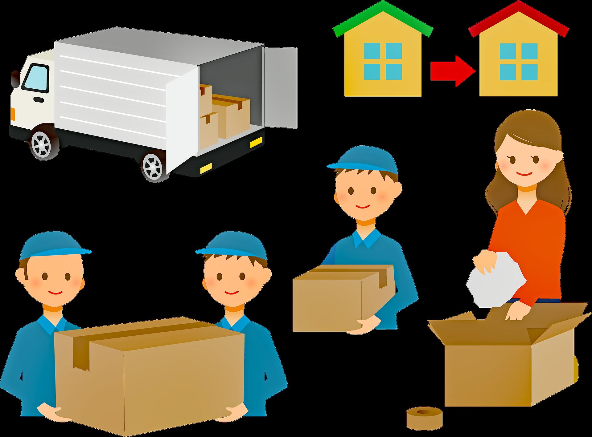 déménagement maison