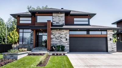 préparation de la construction de la maison