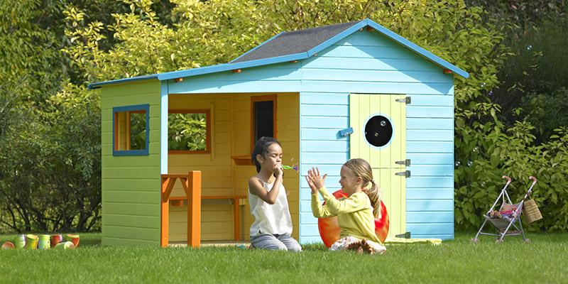 Comment fabriquer une cabane en bois pour enfants ?
