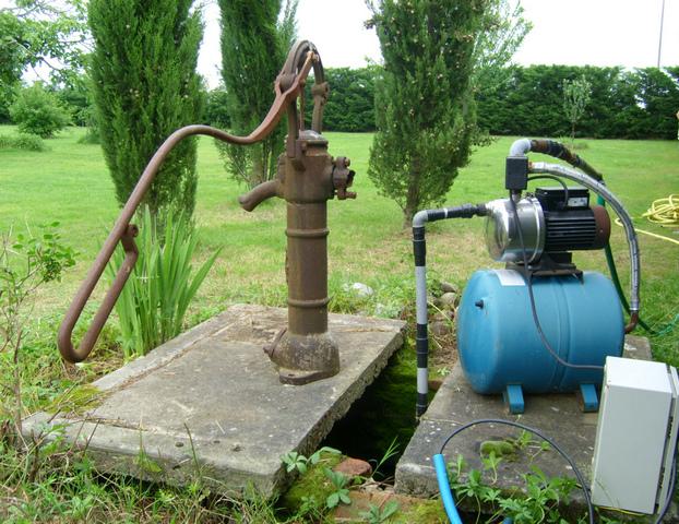 Installer une pompe de puit