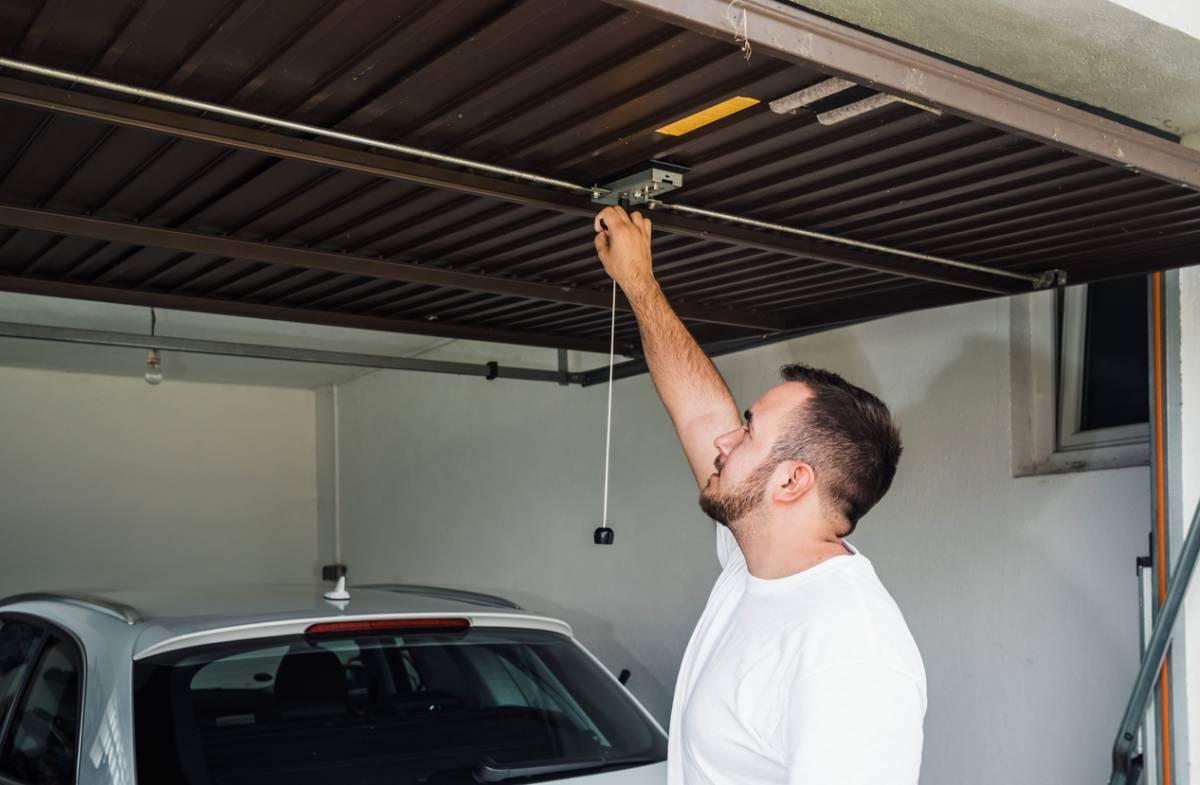 Sécurisez votre garage