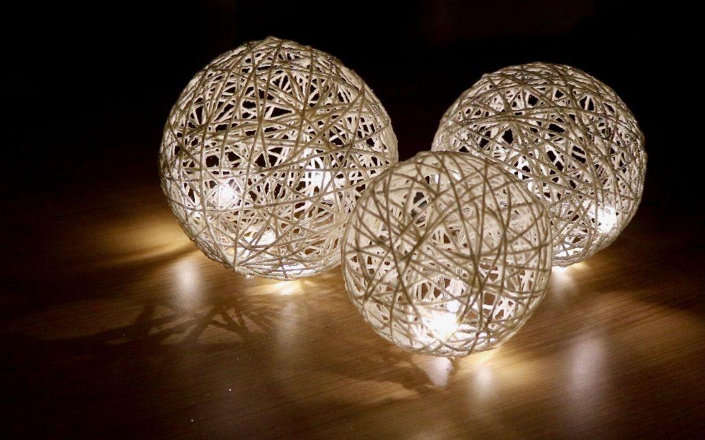 Des idées de bricolage maison pour les décorations de noel