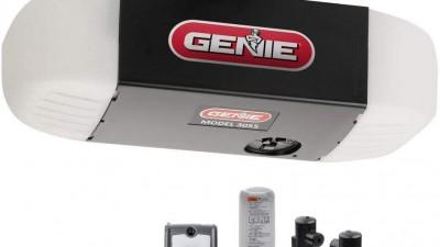 Programmez l'ouvre-porte de garage Genie
