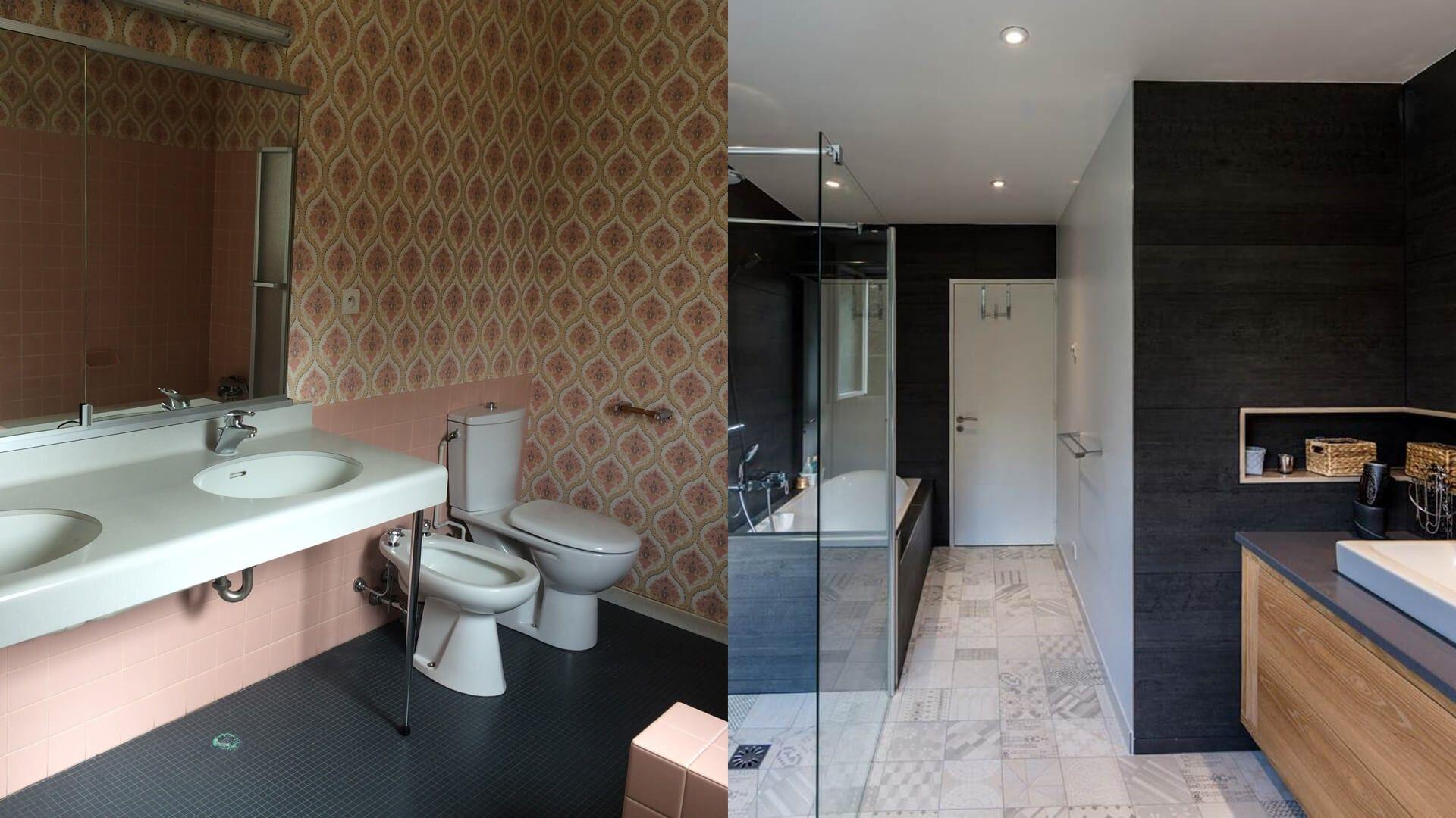Les 5 étapes de la rénovation de votre salle de bain