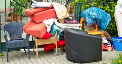 Comment se débarrasser des encombrements?