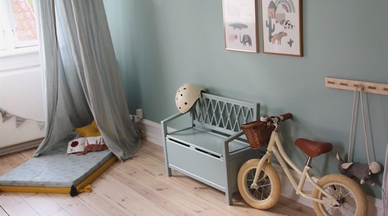 Décoration idéale pour une chambre d'enfant