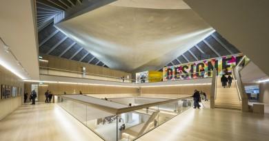 le Design Museum à Londres se transforme en supermarché éphémère