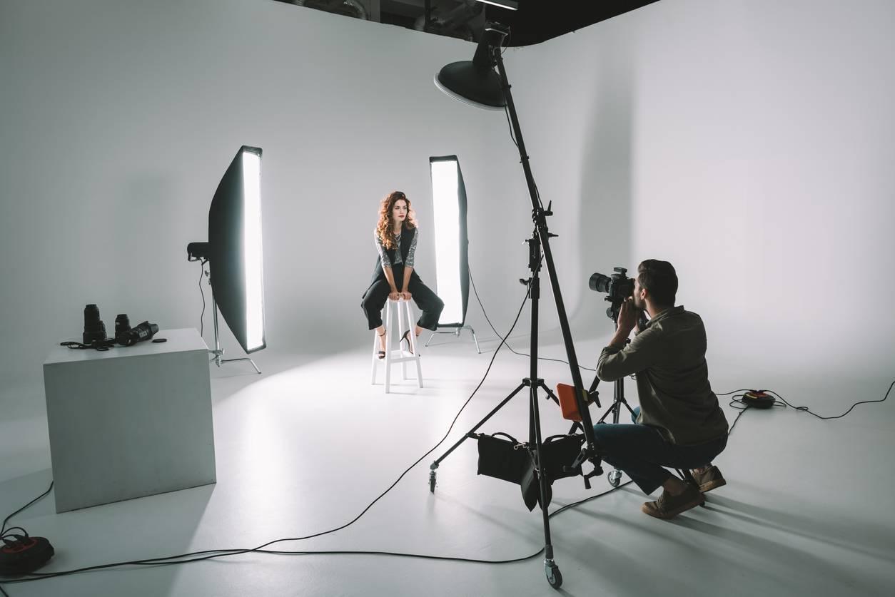 équipement studio photo
