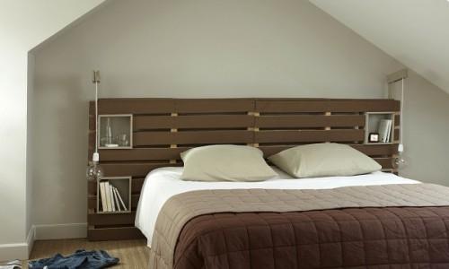 R novation et d coration actualit conseil pour tout changer - Customiser une tete de lit en bois ...